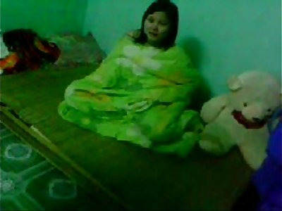 Indian Napali young bf gf Couple in bedroom - Wowmoyback